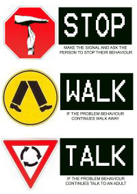 what does the phrase walk the talk mean